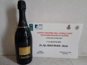 1° CLASSIFICATO Valdobbiadene Spumante ExtraDry DOCG