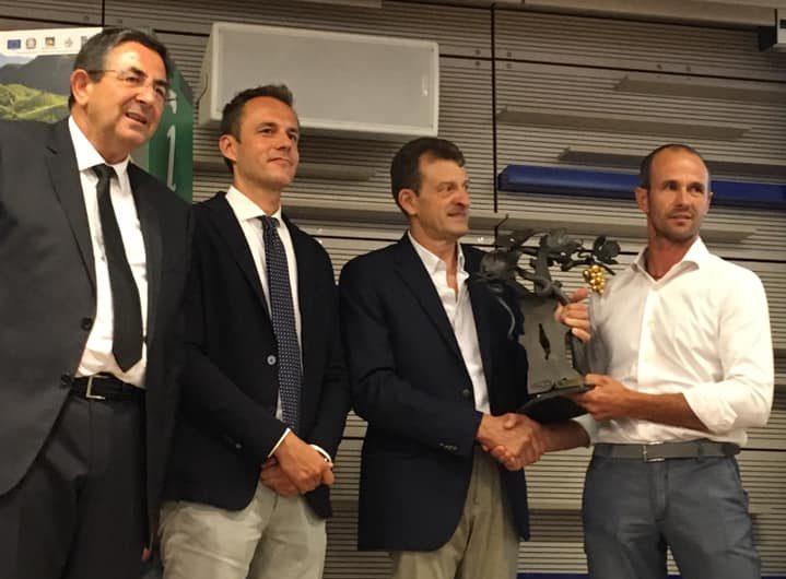 Consegna del premio Gran Fascetta DOro 2019